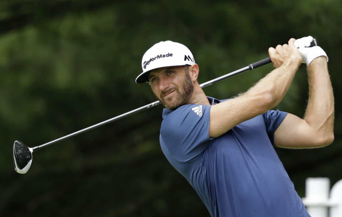 Jason Day's collapse allows Dustin Johnson in for WGC win