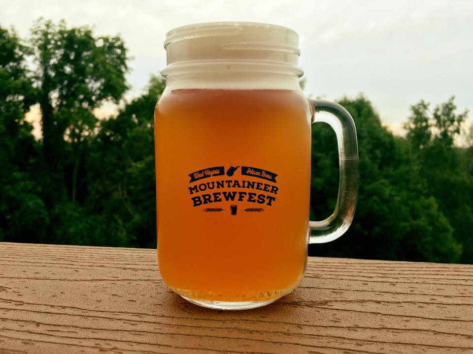 Photo Provided The annual Mountaineer Brewfest will be held Aug. 20 at Wheeling's Heritage Port.