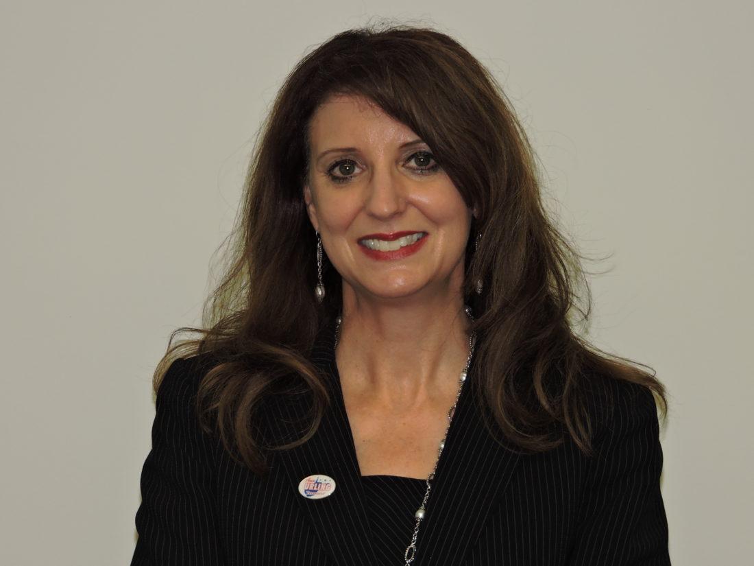 Photo by Casey Junkins Charleston resident Ann Urling serves as senior vice president of Summit Community Bank.