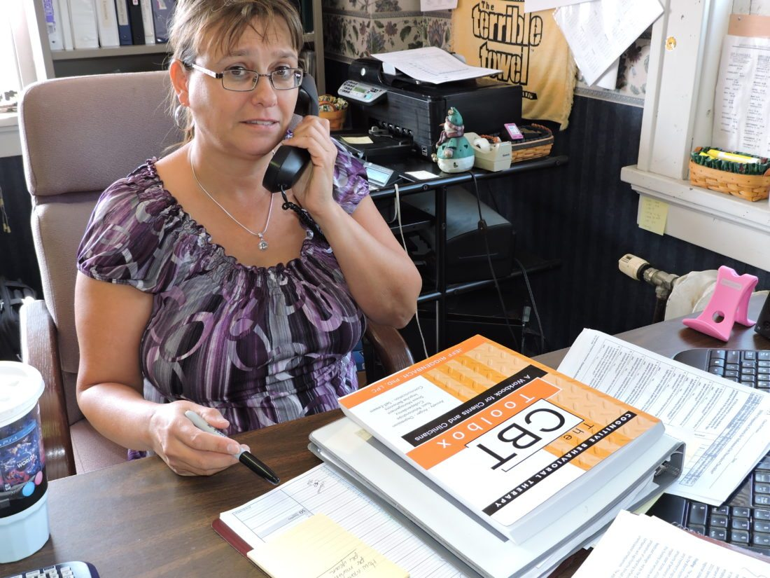 overdoses becoming more frequent treatment centers look for working in her bellaire office crossroads counseling services clinical supervisor rebecca kinkade tries to determine what can be done to address the heroin