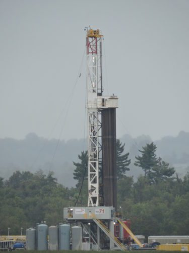 As drillers continue working in Ohio's Utica Shale,  environmental organizations are hoping to force companies to stop production.