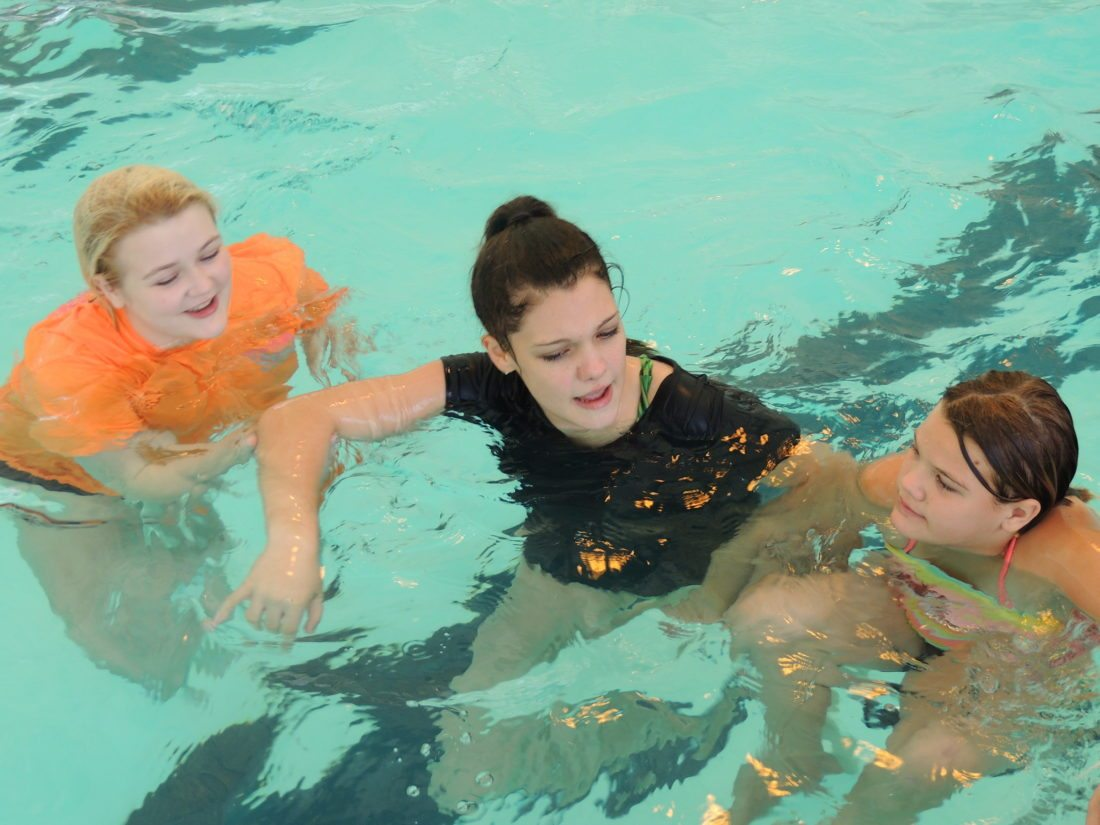 Swimming Pool Specials : Marshall county hosts special olympics swimming news