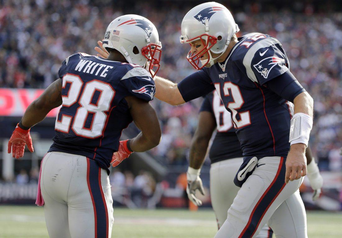 Brady Throws 3 TDs, Patriots Top Bengals   News, Sports ...