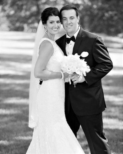 Mr. and Mrs. Dillon Joseph Mangino Cassandra Marie Hedrick