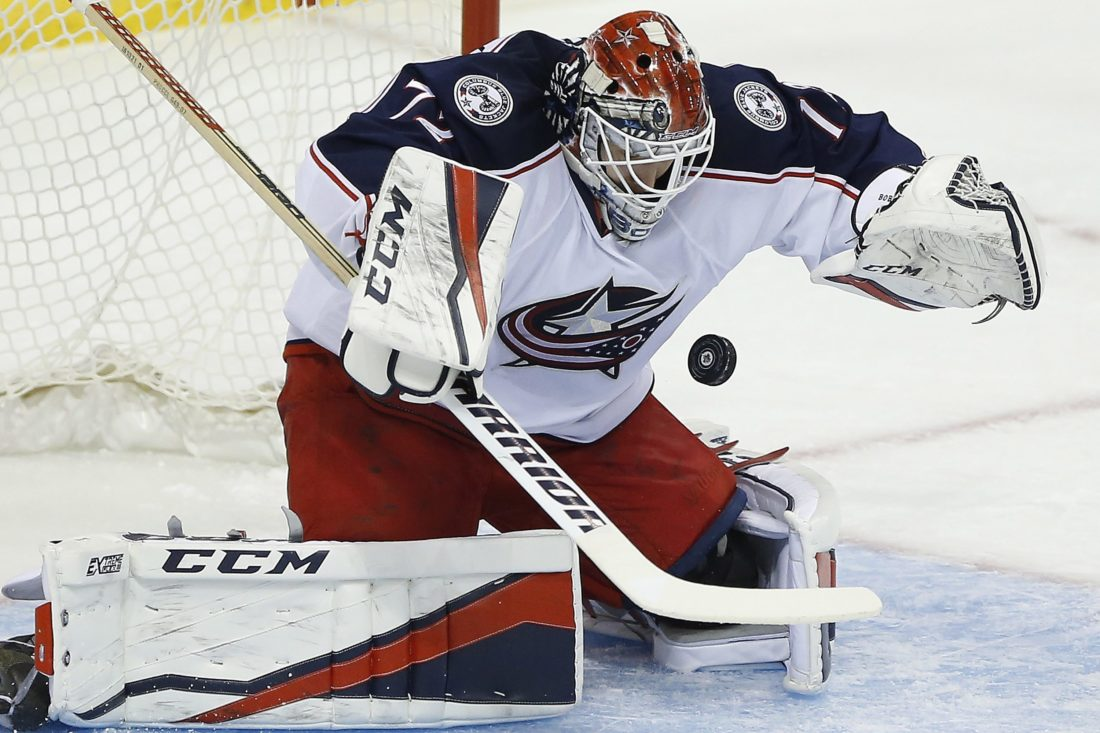 Blue Jackets Secure 14th Straight Victory | News Sports Jobs