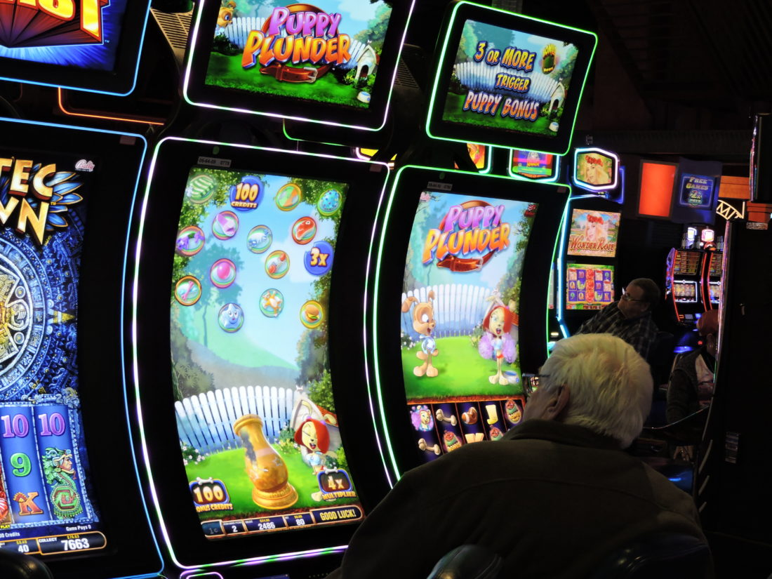 pennsylvania ohio casinos hammer west virginia profits news photo by casey junkins west virginia casinos often update their slot machines as best they can