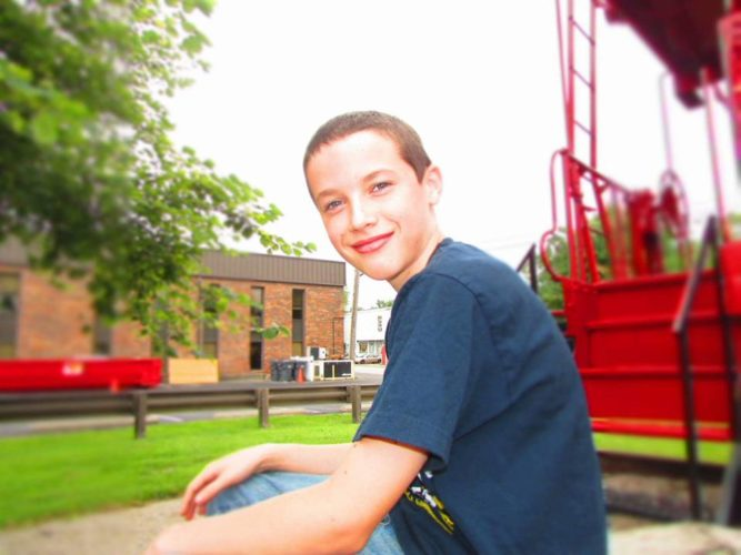 Photo Provided  Local investigations continue in the death of 15-year-old Kyle Jerry Dale Morgan.