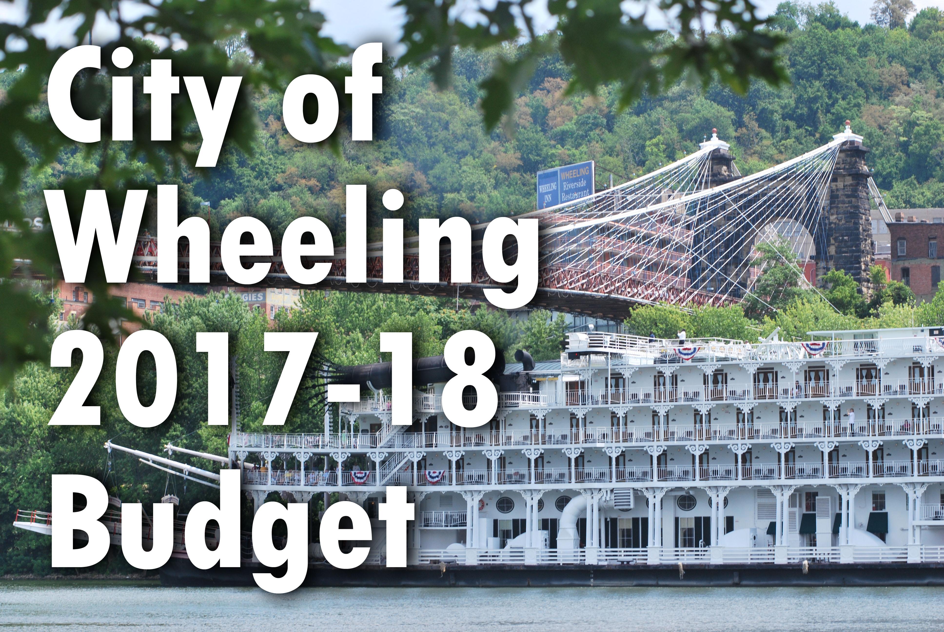 Wheeling 2017-18 Budget