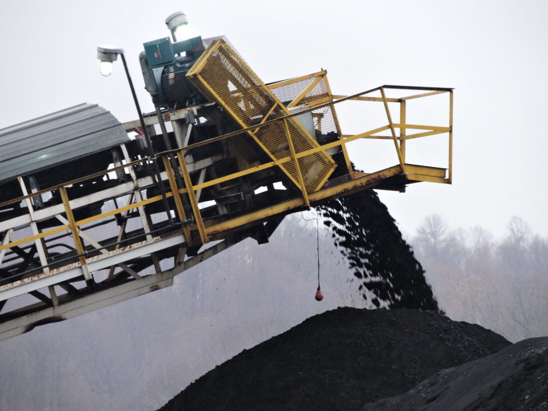 File Photo Partially due to new technologies that allow companies to produce more coal with significantly fewer workers, the United Mine Workers of America's health care fund is running low.