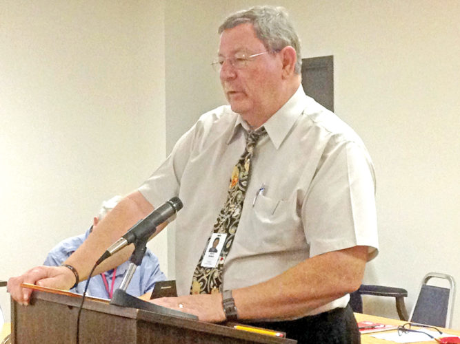 Glenn Sweet, director/manager of the Office of Attendance, Facilities and Technology for Barbour County Schools, will retire Dec. 31 after 43 years of service in the public school system.