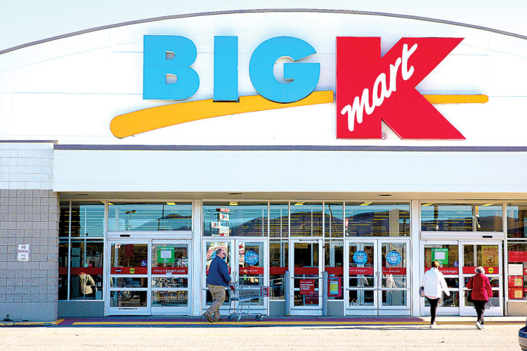 The Kmart store on Beverly Pike in Elkins will close its doors in March. Liquidation sales will begin Jan. 6.