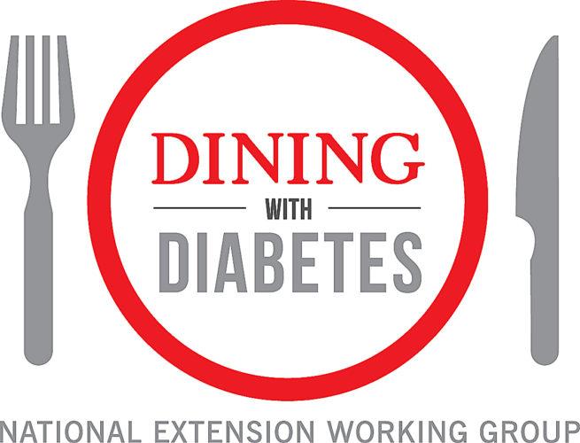 Dining w Diabetes - Logo