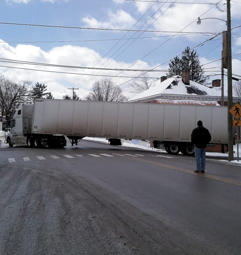 The Inter-Mountain photo by Cindy Karelis Armstrong World Industries is working with local officials to combat a traffic issue in Beverly.