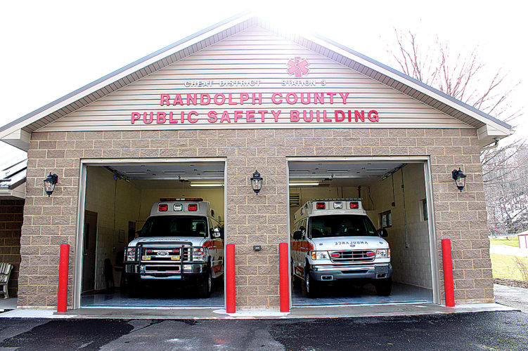 This week, Randolph County EMS launched a new facility located in Harman to better serve the public.