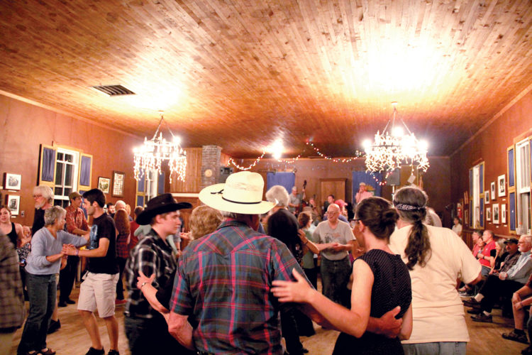 Square dances and a range of workshops will be part of the Dare to be Square weekend planned for May 19-21 in Helvetia.