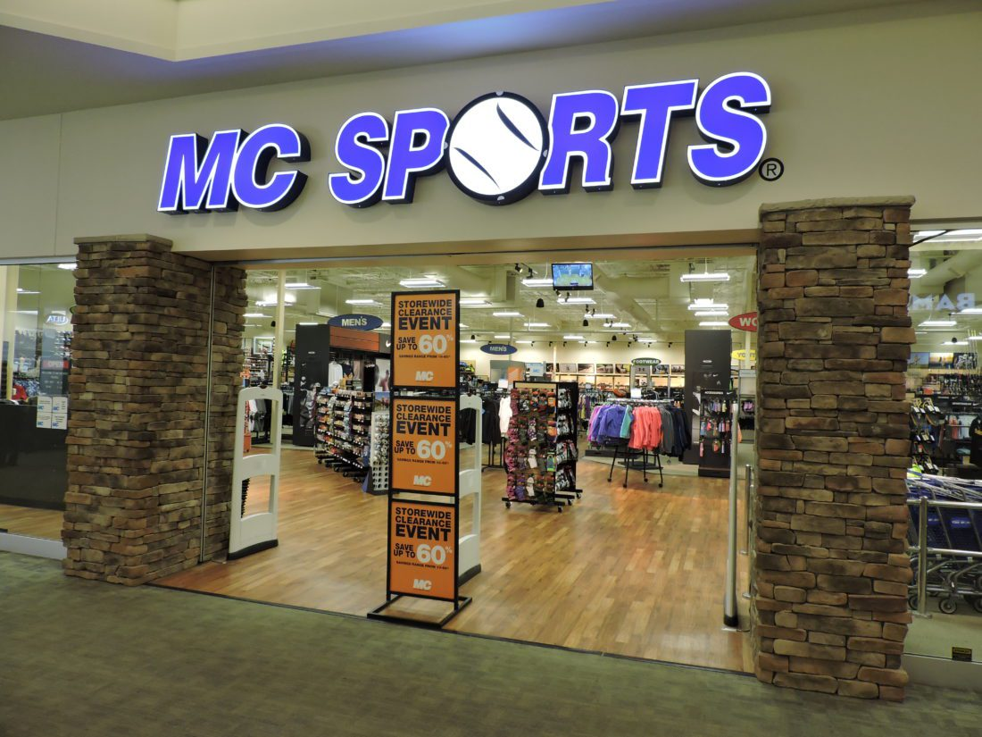 MC Sports to close all stores after bankruptcy filing