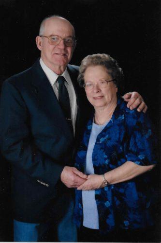 Mr. & MRS. ORVILLE SIMPSON
