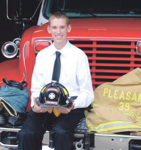 Facebook photo Warren teen Derick Nowacki has been named the Grand Marshal of 2016 Warren Christmas Parade after a two-week online vote at timesobserver.com. The parade will be held on Friday, beginning at 6:30 p.m. in downtown Warren.