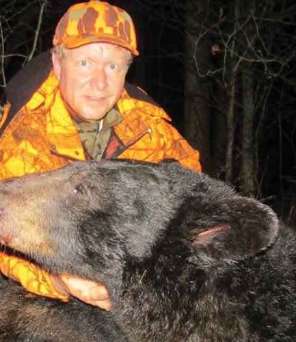 "Photo submitted to Times Observer Hunting and fishing pro Tom Bergstue of Lynn Legacy Game Calls and Mountain Cabin Outdoors will be the featured speaker at the Black Bear seminar detailed in ""Briefs."""