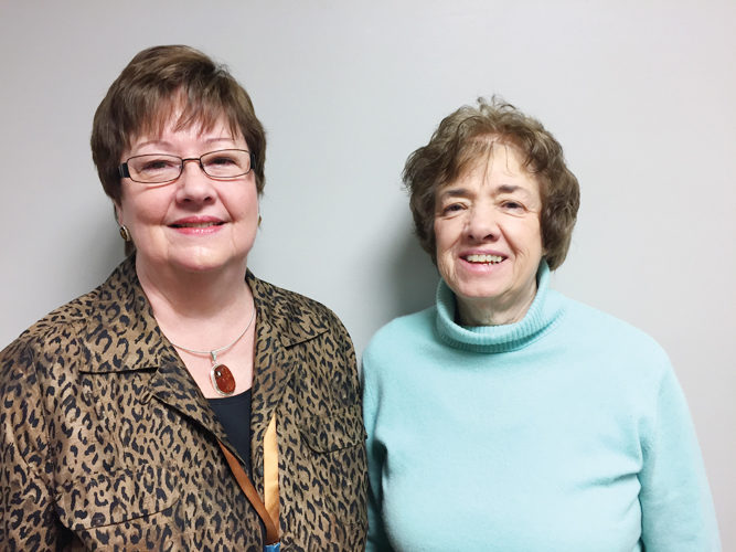 Vonnie Radecki, BSW, Hospice Bereavement & Toni Williams, MS, CT, Hospice Grief