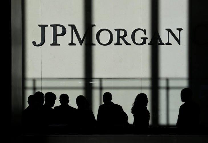 JPMorgan Discrimination