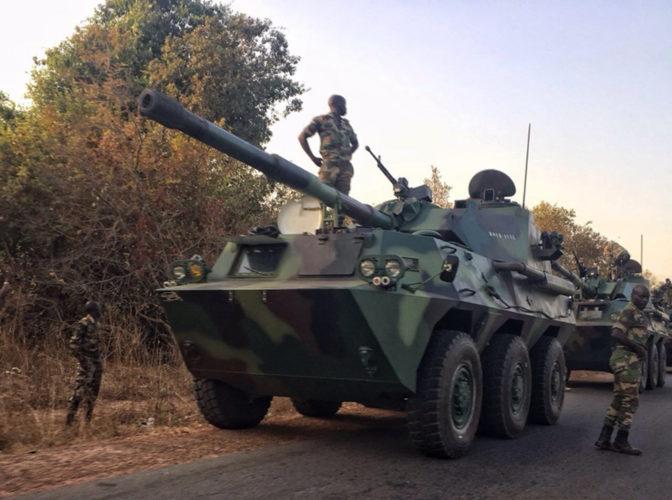 Senegal Gambia Crisis