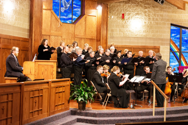 """CONTRIBUTED PHOTO The sixth annual Bach in a Day will be held Saturday, April 1 at Hope United Methodist Church. Participants will attend a workshop from 1-6 p.m. that day, then put on a free, public performance at 7:30 p.m. Johann Sebastian Bach's cantata """"Brich dem Hungrigen dein Brot"""" (Give the hungry ones thy bread) (BWV 39) will be featured."""