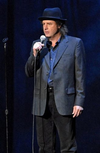 Contributed photo Comedian Steven Wright will be performing at Meskwaki Bingo Casino, Saturday, April 8. Tickets are still available.