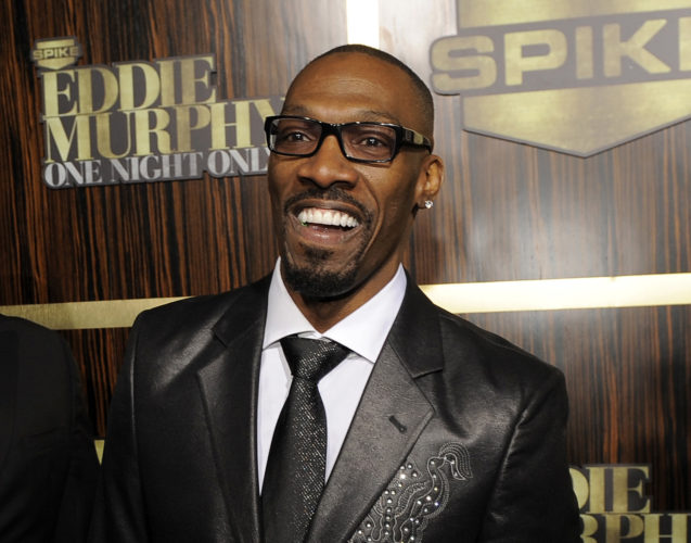 "AP PHOTO In this Nov. 3, 2012 file photo, comedian Charlie Murphy appears at ""Eddie Murphy: One Night Only,"" a celebration of Murphy's career in Beverly Hills, Calif. Murphy, older brother of actor-comedian Eddie Murphy, died Wednesday, of leukemia in New York."