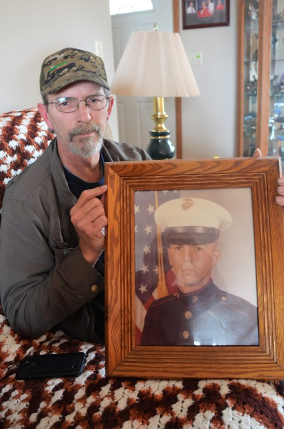Sease shares experiences in Marines | News, Sports, Jobs - Times ...