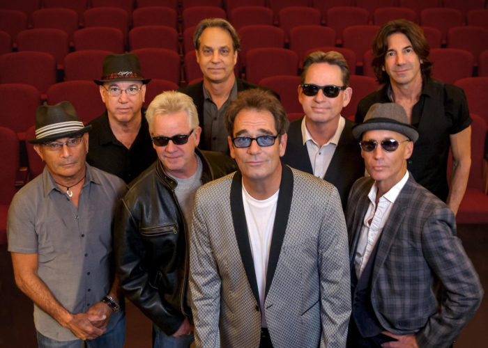 CONTRIBUTED PHOTO Huey Lewis & the News, seen here, will headline Shellabration 2017 on July 8 in Fort Dodge.