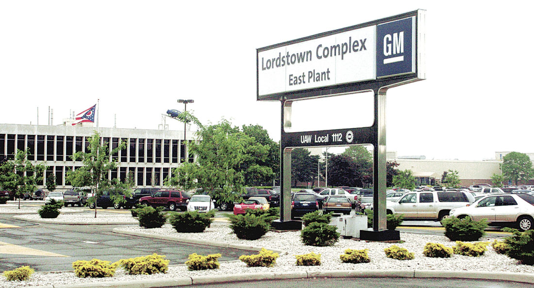 GM Lordstown, Tuesday June 3, 2008.