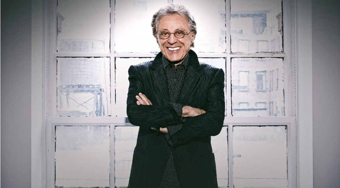 Special to the Tribune Chronicle  Frankie Valli performs today at Packard Music Hall.
