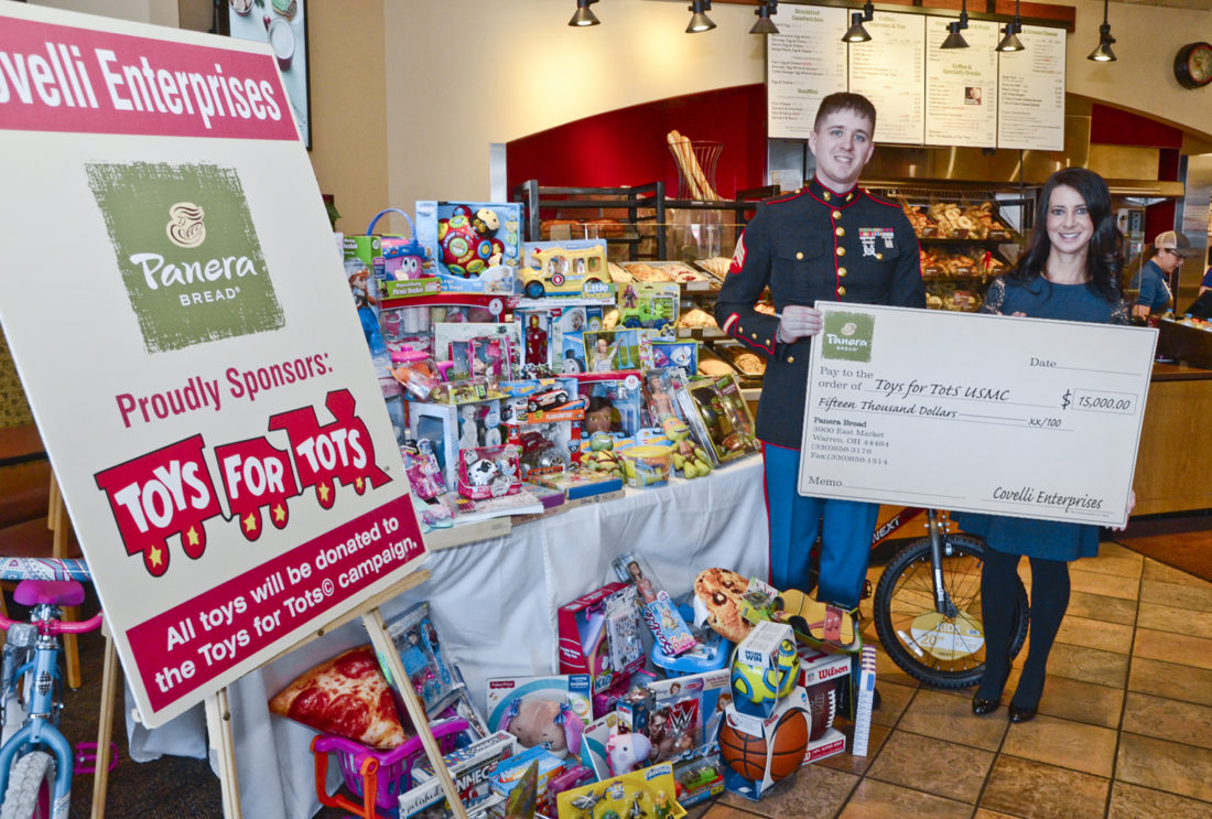 2 Toys For Tots : Toys for tots receives donation news sports jobs