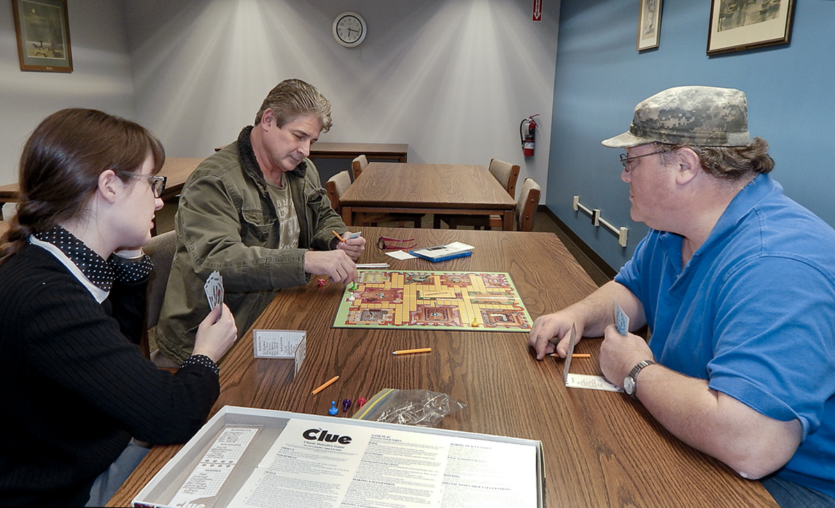 Board game night for adults news sports jobs tribune for Table games for adults