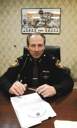sheriff monroe