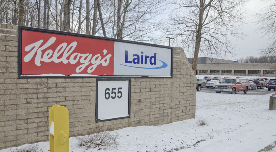 Kellogg announces closure of distribution centers