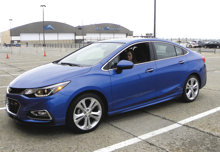 Tribune Chronicle file photo Consumer Reports has named the Lordstown-made Chevrolet Cruze to its 2017 Annual Top Picks list.