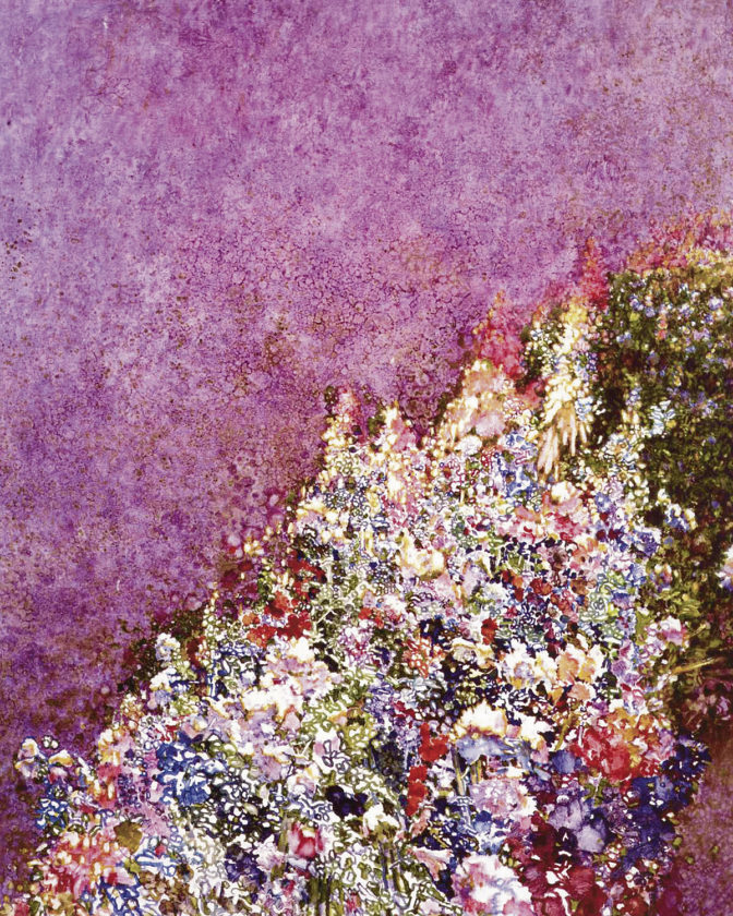 """Special to the Tribune Chronicle """"Spring Rising: Landscape Paintings & Prints"""" by Morton Kaish opens Sunday at the Butler Institute of American Art Trumbull Branch in Howland."""
