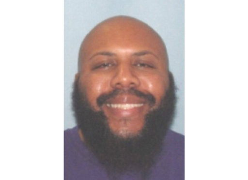 FILE - This undated file photo provided by the Cleveland Police shows Steve Stephens. Pennsylvania State Police said Stephens, the suspect in the random killing of a Cleveland retiree posted on Facebook, shot and killed himself after a brief pursuit Tuesday, April 18, 2017. (Cleveland Police via AP, File)