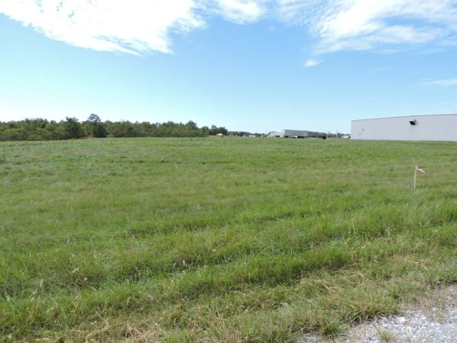 EXPANSION SITE — The Jefferson County commissioners approved a deal Thursday to sell nearly 2 acres of property at the county Industrial Park to the Jefferson County Educational Service Center for the construction of a new 10,000-square-foot office building. -- Dave Gossett