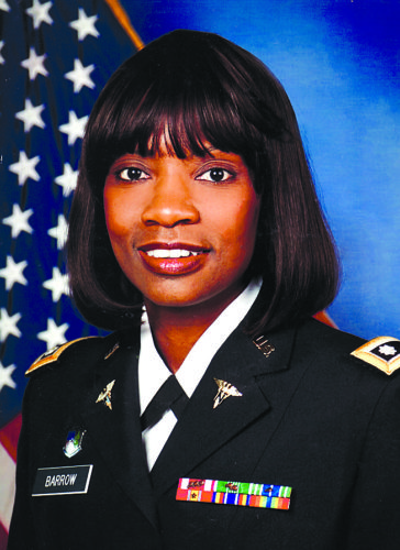 Army Col. Corina Mayo Barrow -- Contributed