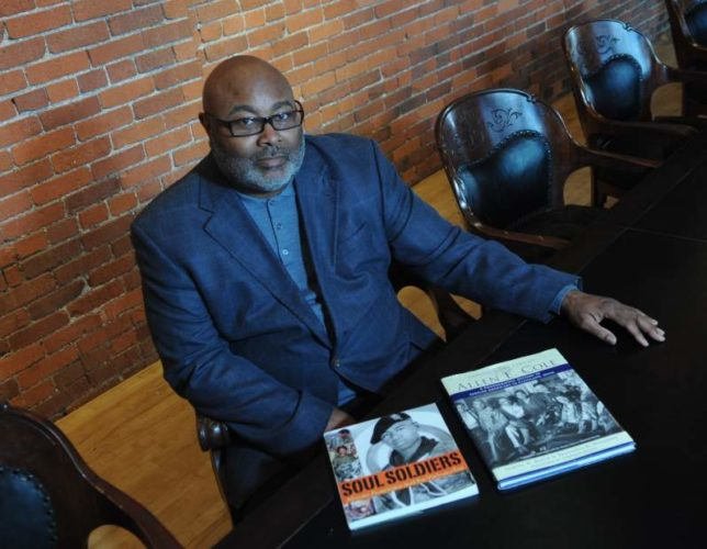 GUEST PRESENTER — Samuel W. Black, director of African American Programs at the Senator John Heinz History Center in Pittsburgh's Strip District, will be the guest presenter for a series of programs honoring Black History Month in February at West Virginia Northern Community College.  -- Contributed