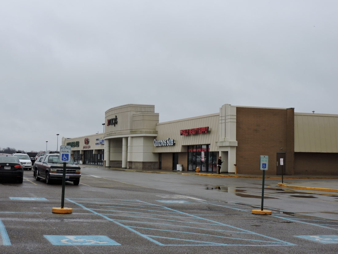 MALL SOLD -- U.S. Bank was the sole bidder for the Fort Steuben Mall during Thursday's foreclosure auction in Columbus. -- Dave Gossett