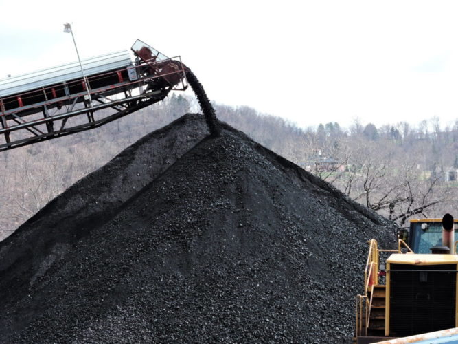 BOOST FOR COAL — Robert Murray, chairman, president and CEO of Murray Energy Corp., said President Donald Trump's move to overturn the Clean Power Plan will boost coal demand over the long-term. -- Casey Junkins