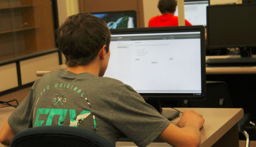 IELTS Task 2, PTE Essay: Computers Replacing People