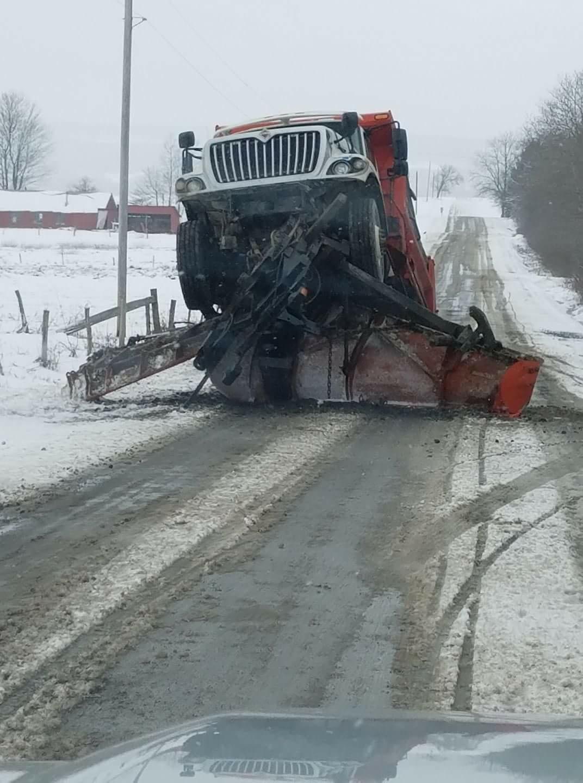 Car Plow New York