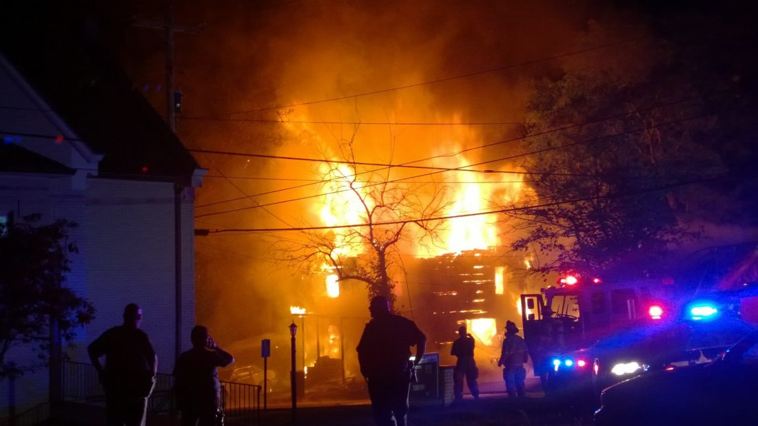 belmont fire - photo #26