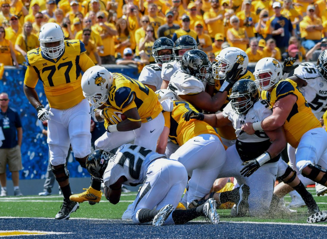 WVU Does What It Has To, Knocks Off Missouri | News ...