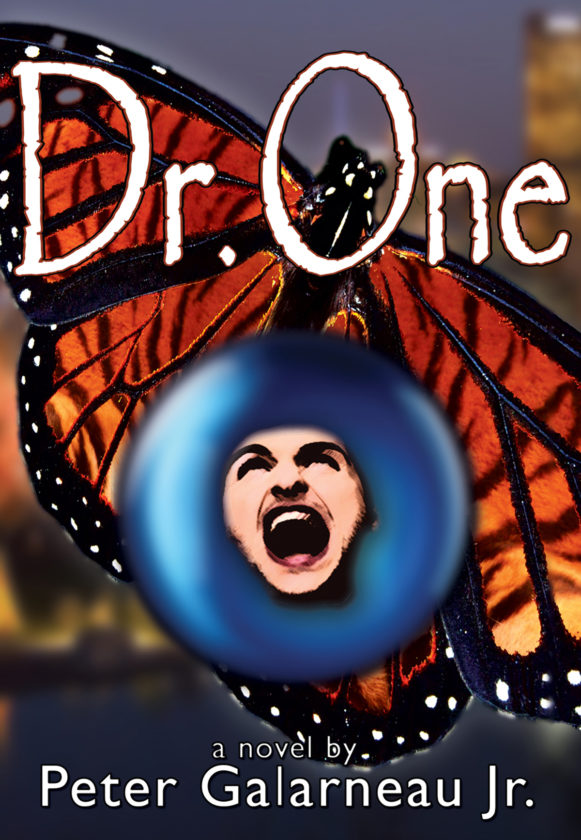 Submitted photo Peter Galarneau Jr., assistant professor of communication at West Virginia Wesleyan College, will release his  novel, 'Dr. One,'  on Tuesday